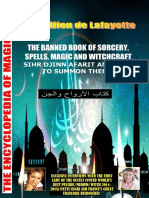 Mega Book_ Two Volumes in One. the Banned Book of Sorcery, Spells, Magic An