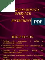 clase7 CONDICIONAMIENTO OPERANTE