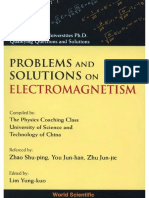 Problems and Solutions on Electromagnetism - Lim Yung Kuo