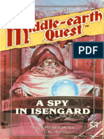 MiddleEarth Quest 1 a Spy in Isengard Solo