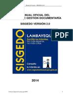 Manual de Usuario SISGEDO 2.0