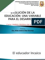 Ahs16 - Tema 10 - Teoria La Educación Para El Desarrollo