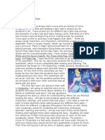 genre study- fairy tales