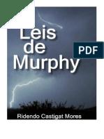 Leis de Murphy - Autor Desconhecido