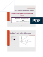 2-Rankine Active-Passive Presure - DAS 11.2 - 11.5