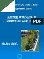Modulo 12.1 Humedales Subsuperficiales Para El Tratamiento de Aguas Residuales Domesticas