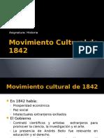 Movimiento Cultural de 1842