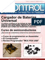 Revista Microcontrol Nº 8