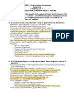 Exam 1 Notes PDF