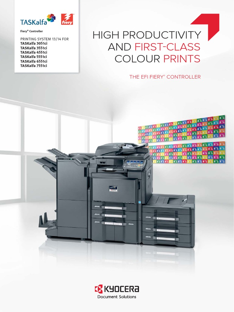 kyocera taskalfa 3051ci printer driver user guide