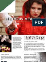Heroin Abuse Brochure