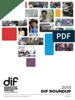 DIF Roundup 2015