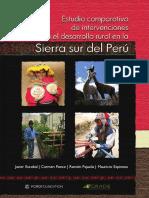 Sierra Sur Del Peru