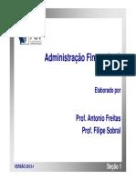 640_ADM Financeira II - 2013 1 - Seçao (1)
