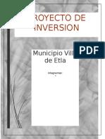 VILLA DE ETLA 3