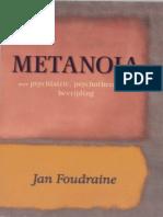 Jan Foudraine  - Metanoia