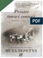 Ruta Sepetys - Printre Tonuri Cenusii [v.1.0]