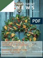 RE Investment News - December 2016