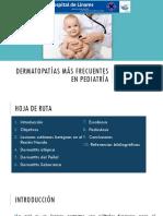 Dermatopatías en Pediatría
