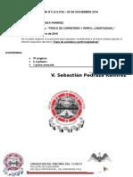 TRAZO DE CARRETERA
