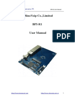 BPI-R1 User Manual
