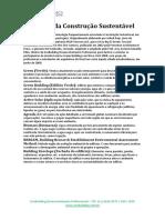 Glossário Da Construção Sustentável - EcoBuilding