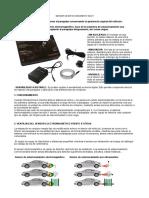 Instalacion - Sensor de estacionamiento