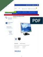 Monitor Acer Al1916 - Noudinnou.ro