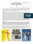 MAME Factsheet for Musical Theatre/Drama students