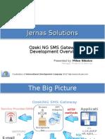 Ozeki NG - Developer Overview