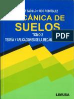 Mecanica de suelos - Juarez Badillo Tomo II (edición 2008).pdf