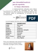 Cuaderno Apuntes Lenguaje Musical Cap 6
