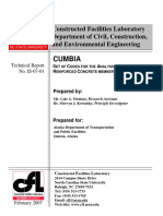 CUMBIA Theory and User Guide