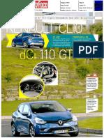 "NOVO RENAULT CLIO 1.5 dCi 110 GT LINE NA ""AUTO FOCO"""