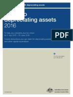 Guide to Depreciating Assets 2016