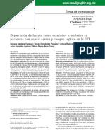13-Depuración de Lactato Como Marcador Pronóstico en Sepsis-13