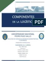 Transportes Componentes de La Logistica