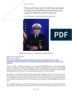 Sharon Rondeau - Interview With Commander Kerchner