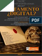 Testamento Digital - eBook JCF