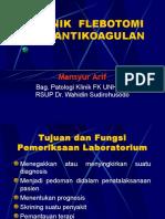 Dr. Mansyur-Teknik Flebotomi.1