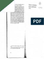 Freud - Sobre La Dinamica de La Transferencia