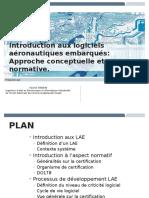 Introduction Au LAE Approche Conceptuelle Et Normative