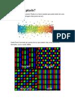 Pixels, Megapixels, Ppi, 4k, 8k, Etc...