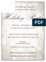 2015 Cytovance Holiday Party
