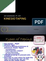 Kinesiotaping Training