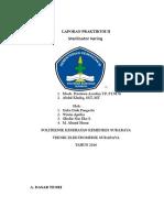 Laporan Praktikum II