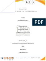 Informe Ejecutivo – Fase 3