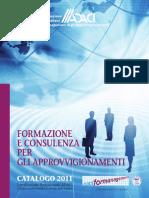 Catalogo for Maz i One 2011