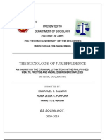 An Inquiry in the Criminal Litigation in the Philippines Wealth, Prestige and Knowledge Power Complex