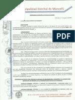Mof Municipalidad Distrital de Monsefu